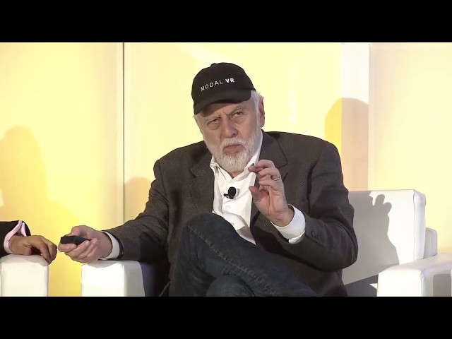 DEWEXPO2017   Day 2   05 Keynote Fireside Chat with Nolan Bushnell   Audio Fixed