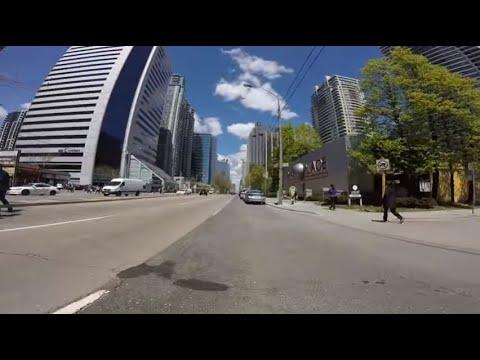 Bicycle ride -  North York - Toronto,Ontario,Canada