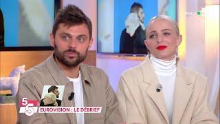 Eurovision, le débrief avec Madame Monsieur - C à Vous - 14/05/2018