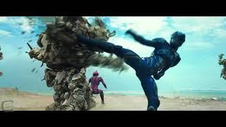 金剛戰士 Power Rangers 幽冥女王 金剛戰士2017年電影 精選電影畫面 HD