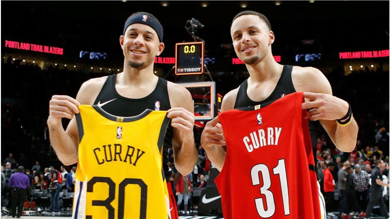 Stephen Curry hits 300 3-pointers in a season for the fourth time