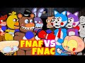 Mongo e Drongo em: FNAF Versus FNAC - a luta entre Five Night at Freddy's e Five Nights at Candy's