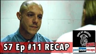 Sons of Anarchy SE 7, Episode 11 Review | Suits of Woe Recap