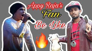 Appy Raja Fan be like   Chhattisgarhi Comedy   36Gadhiya