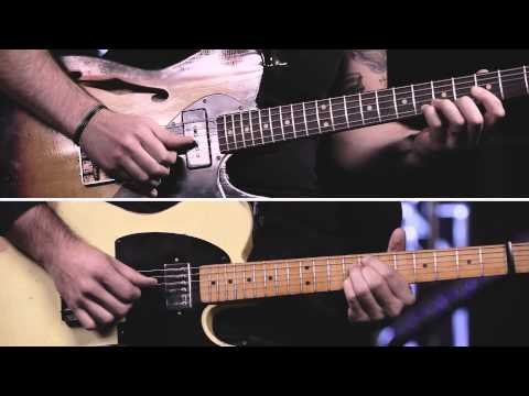 """""""Blessed Assurance"""" (Official Guitar Tutorial)"""