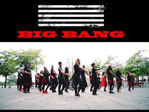 [DANCE PROJECT] BIGBANG - BANG BANG BANG (뱅뱅뱅) dance cover with 30 dancers from France