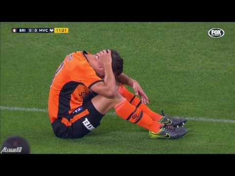 A-League - Round 1 - Brisbane Roar vs Melbourne Victory (Full Match)