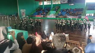 MB Gita Swara Intifada CIREBON Concert Cirebon Drum Marching Competition 2019