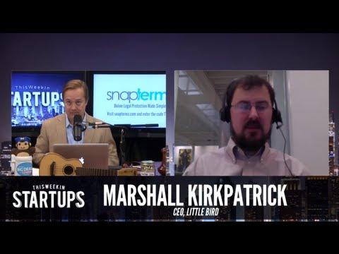 - Startups - News Panel with Marshall Kirkpatrick and Peter Rojas- TWiST #300