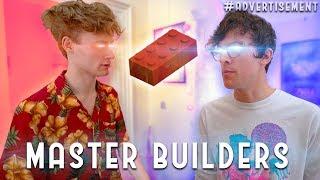 MASTER BUILDERS feat. BERTIE GILBERT