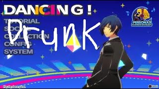 A Drunk Guy Playing Some Rhythm Games. Persona 3 Dancing in Moonlight.