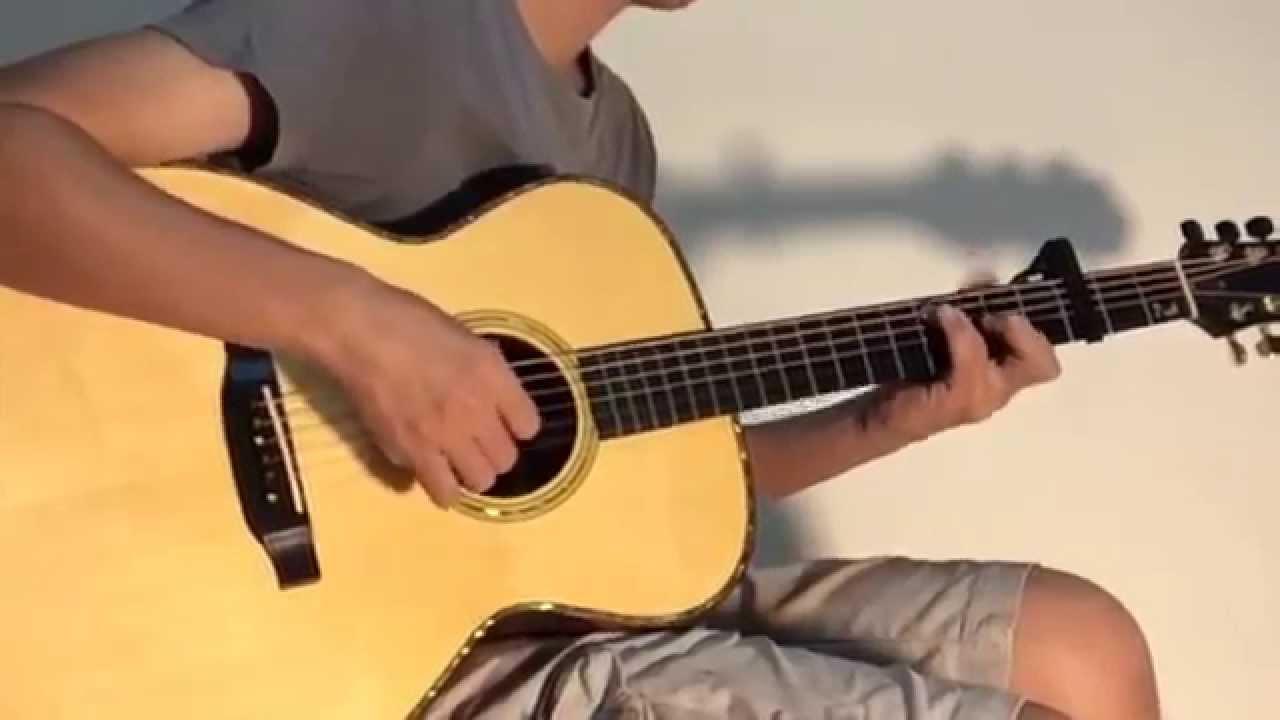 ทะเลใจ (Fingerstyle Guitar) | ปิ๊ก cover