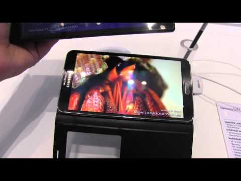 Samsung Galaxy Note 3 vs. Sony Xperia Z Ultra