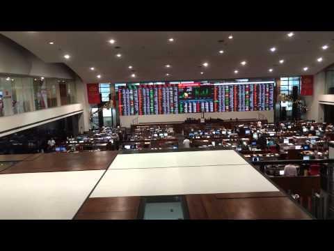 Philippines Stock Exchange Ayala Triangle Tower One Makati by HourPhilippines.com