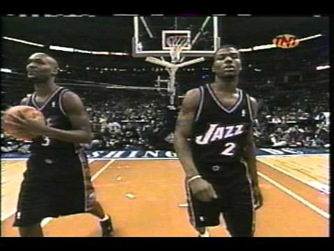 DeShawn Stevenson - 2001 NBA Dunk Contest
