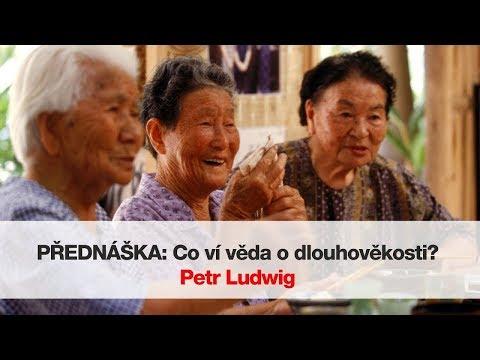 PŘEDNÁŠKA: Co ví věda o dlouhověkosti? (Petr Ludwig)