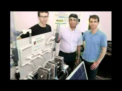 Converting Carbon dioxide (CO2) into Formic acid using solar power.