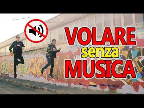 """""""VOLARE"""" ma SENZA MUSICA (Parodia Rovazzi e Morandi)"""
