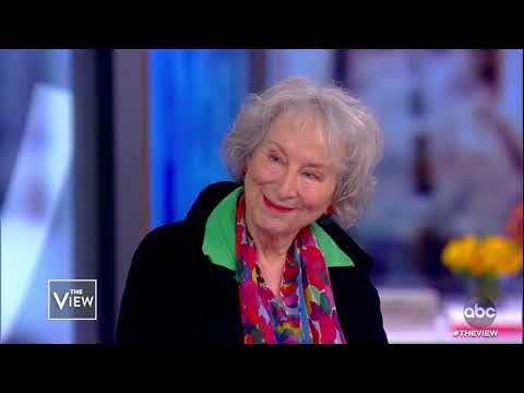 Margaret Atwood Talks Real Life Gilead Events | The View