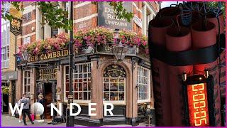 Plane Splits Into 3 After Dangerous Crash | Extreme | Wonder