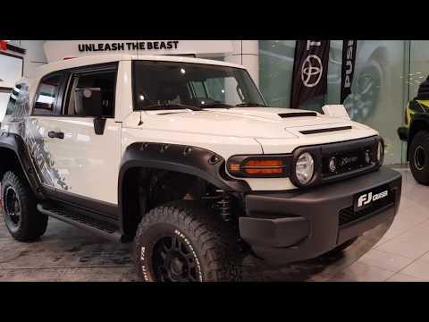 2019 Toyota FJ Cruiser Xtreme (Urdu)