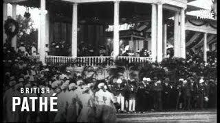 Closing Scenes Of Prince's Tour (1922)