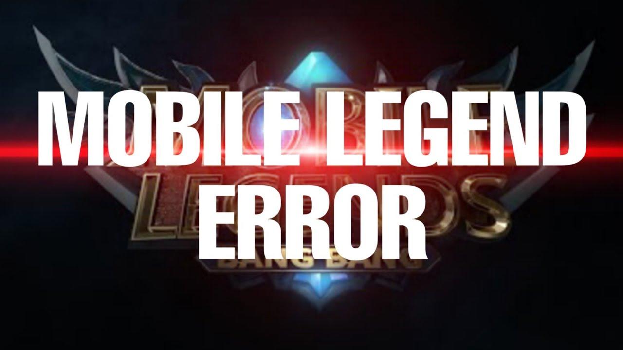 MOBILE LEGEND ERROR (-999998) TIDAK BISA RANK, CLASSIC