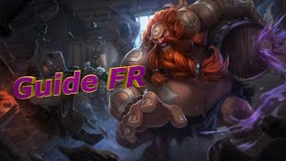 LOL- Gameplay FR - Guide Gragas SUPP- OP