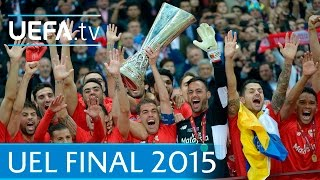 Sevilla v Dnipro: 2015 UEFA <b>Europa League</b> final highlights ...