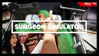 WORST SURGERY EVER! - SURGEON SIMULATOR -