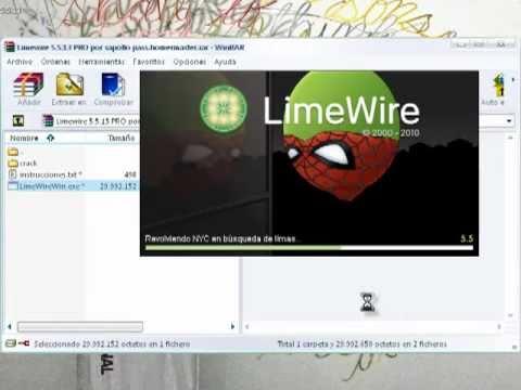 limewire 5.5.14