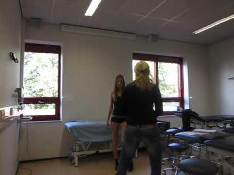 Emma lunges en SLGM