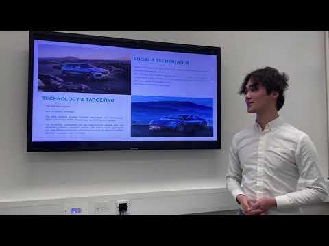 M28 BSS  8910596 Peng Wang   Group PPT  Video Of Aston Martin