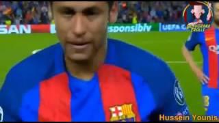 لما القلب يدق برشلونة
