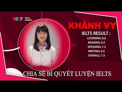 8 IELTS | S01E01 | HOBBIES I KHÁNH VY & PHƯƠNG MAI