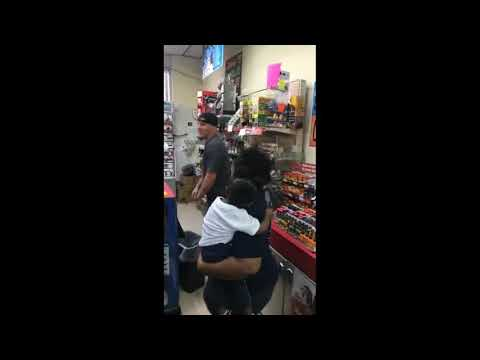 Channing Tatum doing Magic Mike dance at the convenience store | FULL video