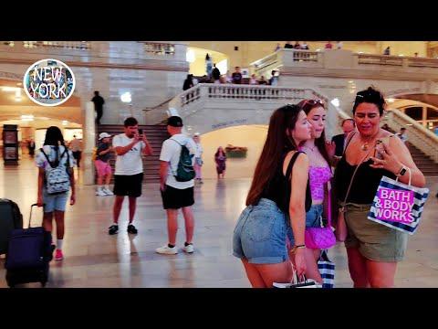 GRAND CENTRAL TERMINAL NYC Walking tour Manhattan 🎥 Jun 12, 2020 🕒 4:30 pm 🌡 74 °F - 24 °C
