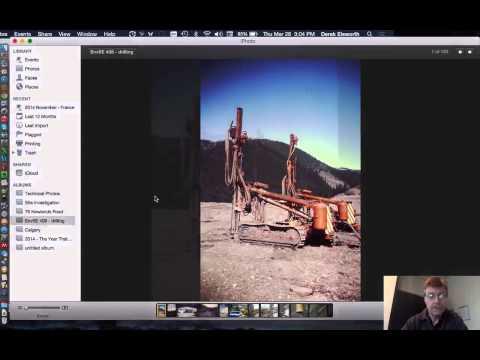 7:1 Site Investigation - Drilling