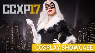 Comic Con Experience (CCXP) 2017 -  COSPLAY SHOWCASE