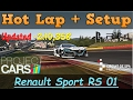 Pcars lap updated - Renault Sport RS at SPA