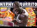 5,000 CALORIE  HYPHY BURRITO | Kali Muscle