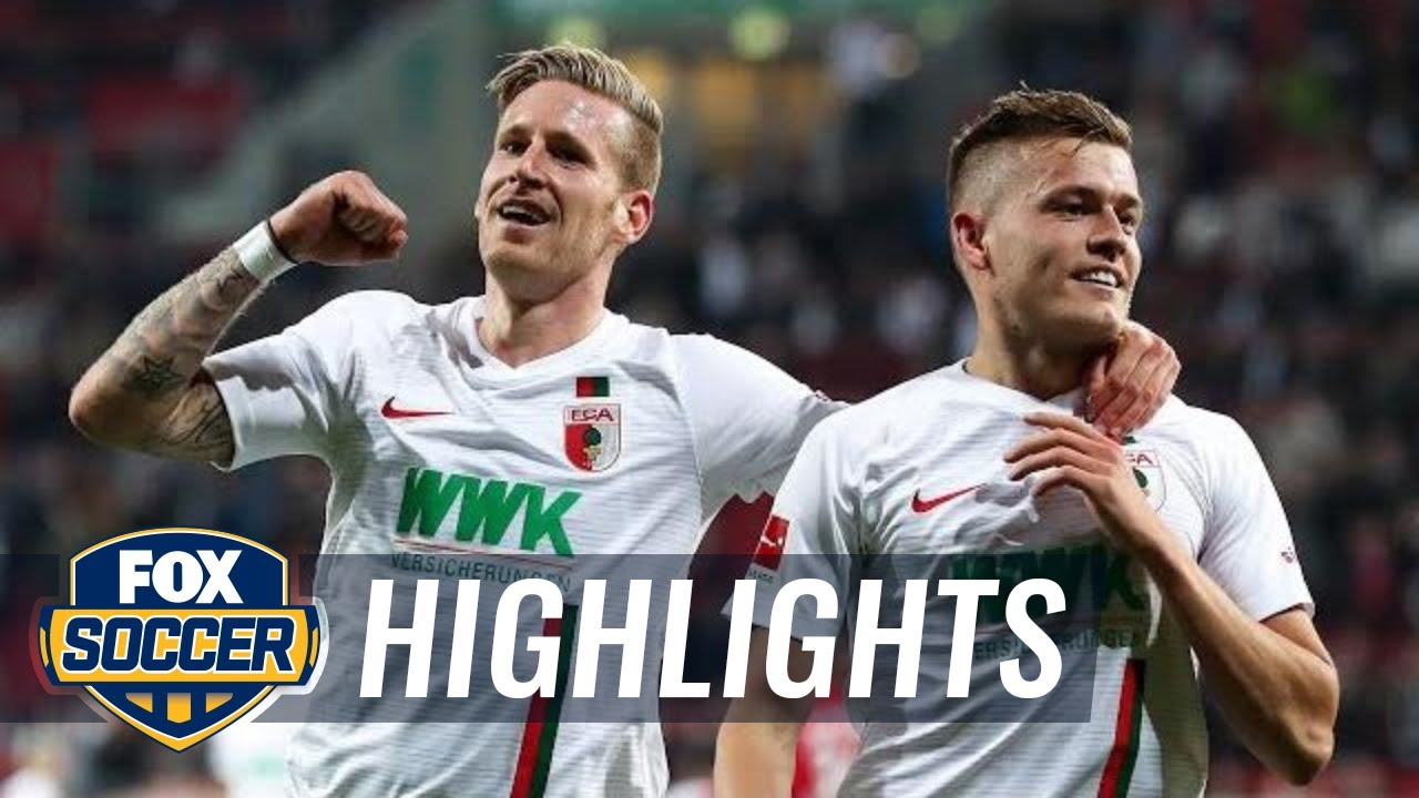 FC Augsburg vs. SC Freiburg | 2018-19 Bundesliga Highlights