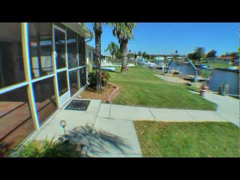 Amazingly Affordable Waterfront Home In Gulf Harbors in New Port Richey, Florida