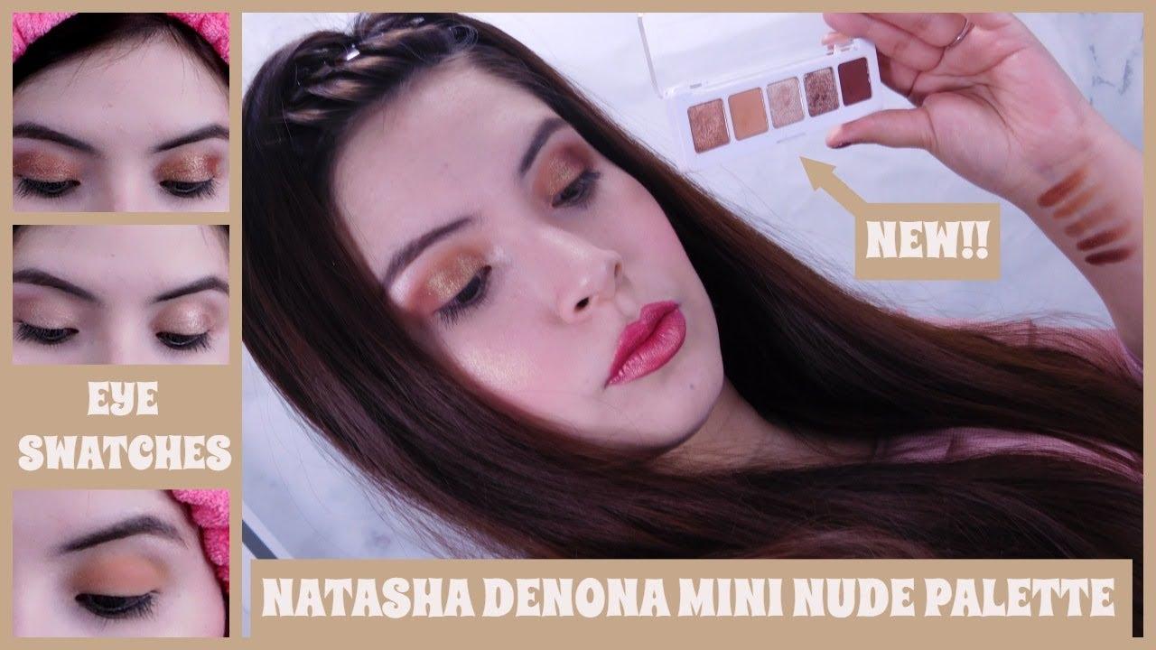 Mini Nude Eyeshadow Palette by Natasha Denona #18