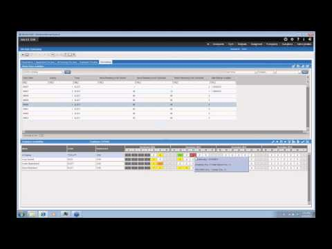 Infor EAM Planning and Scheduling Webinar Demo