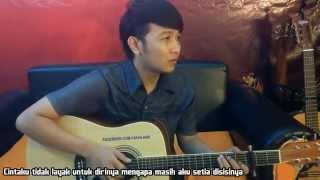 Chomel Andai Hatiku Bersuara Nathan Fingerstyle sedang belajar nyanyi.mp3