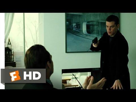 The Bourne Supremacy 49 Movie   Fighting Close & Dirty 2004 HD