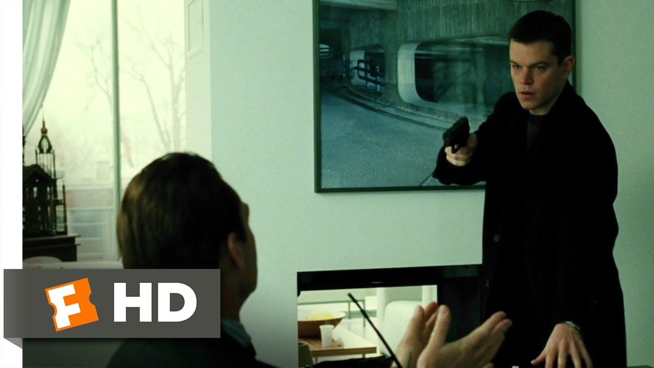 Download The Bourne Supremacy (4/9) Movie CLIP - Fighting Close & Dirty (2004) HD