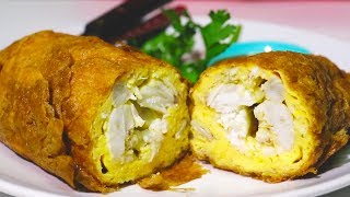 Jay Fai Crab Omelet RECIPE. How to Cook Bangkok's Amazing Crab Omelette