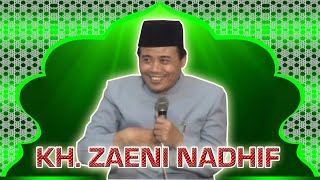 Download Lagu Ceramah Lucu Kh Zaeni Nadhif Tegal MP3